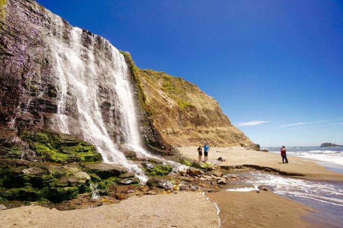 Alamere Falls Point Reyes NS