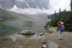 Paradise Valley to Moraine Lake via Sentinel Pass